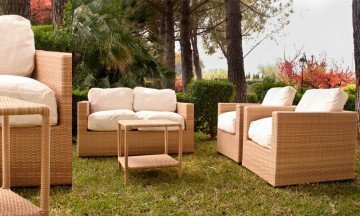 Set of 4 Garden Furniture