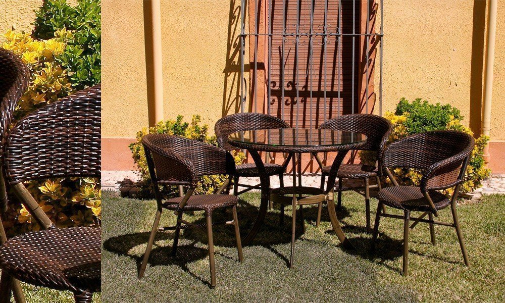 Set Of Garden Furniture Borras Hermanos Sl