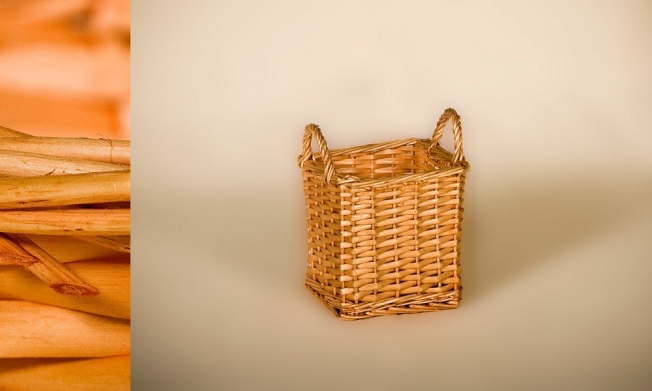 Wicker Bread Basket